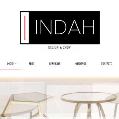 Indah shop tienda interiorismo