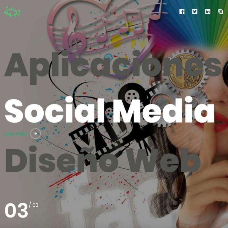 juancarpliego aplicaciones social media y diseño web