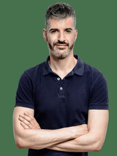 Alberto trigo en Web Site Story